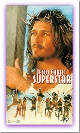 Imagem de cena do filme ópera-rock Jesus Christ Superstar
