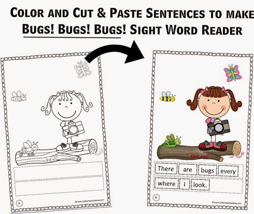create your own reader bugs TPT2