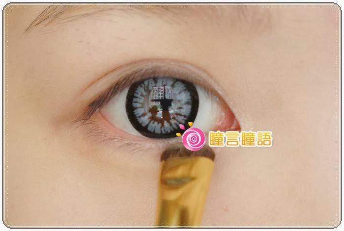 日本EOS隱形眼鏡-Magic灰5