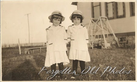 Two girls DL Antiques
