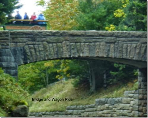 Bridge and Wagon Ride
