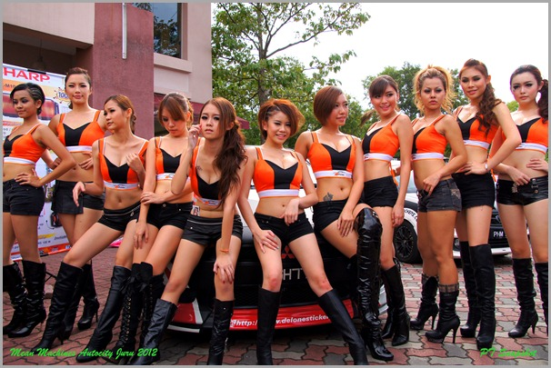 Mean Machine Model 2012 Group