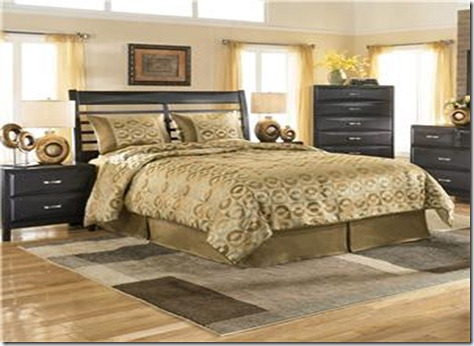 Ashley Bedroom Furniture Set (5)