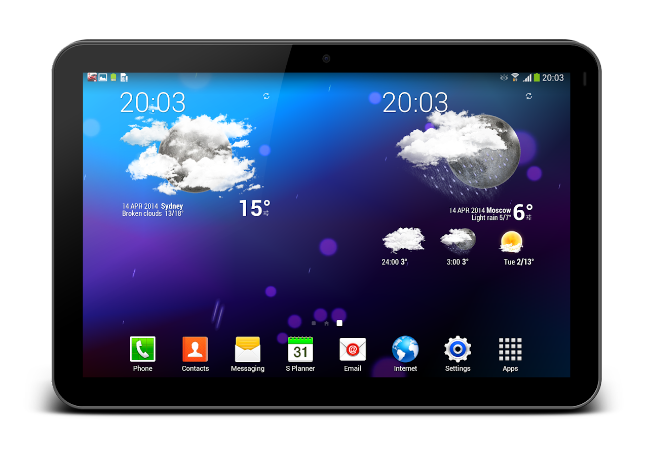 Weather Animated Widgets Screenshot 8
