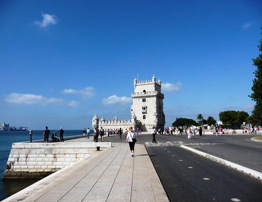 10 . lisboa - torre de belem