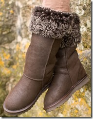 Celtic Sheepskin Himalayan Calf Boot