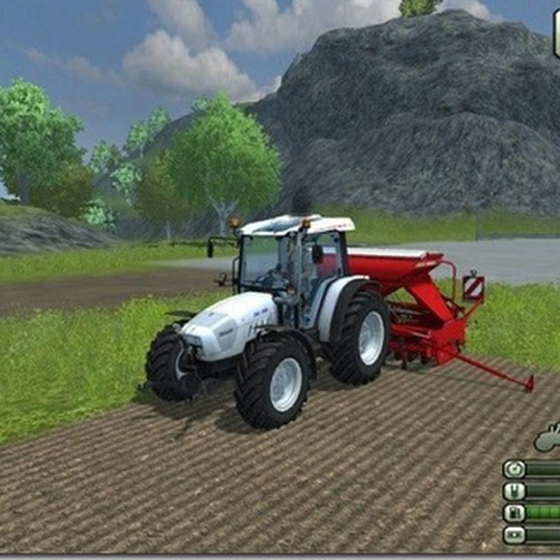 Farming simulator 2013 - Lamborghini R4