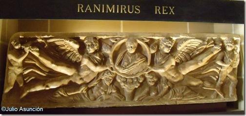 Sepulcro de Ramiro II el Monje - Panteón Real - San Pedro el Viejo - Huesca