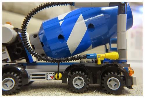 lego cement mixer 7990 instructions