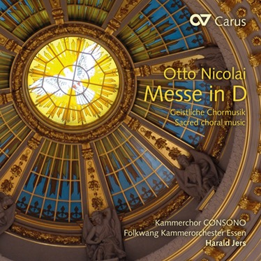 Otto Nicolai: MESSE IN D (Carus 83341)
