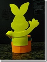 desta conejo detras