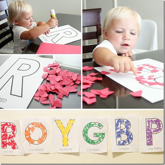 ROYGBP