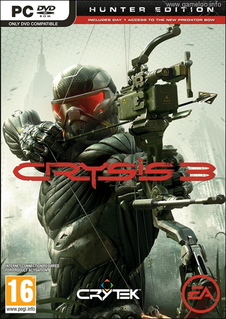 Crysis 3 Digital Deluxe - Free Download Full