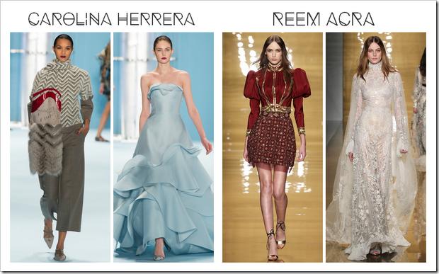 Lo mejor NY Fashion Week otoño 2015 07 Reem Acra