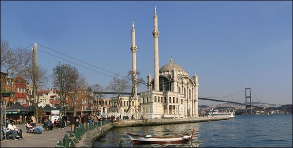 مسجد اورتاكوي