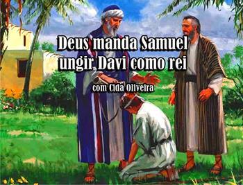 samuel-unge-davi a igreja em acao