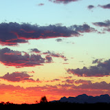 Pinks, Purples, Oranges, Blues, And Grays - Yulara, Australia
