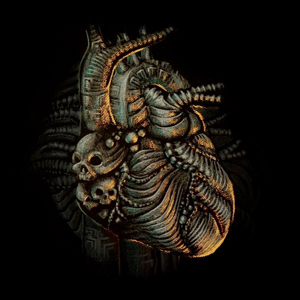 2-giger heart