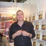 Святослав Померанцев - Президент международного фестиваля Meridian Czernowitz.