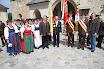 Gendarmeriegedenktag 2010 mit Trachtenfest