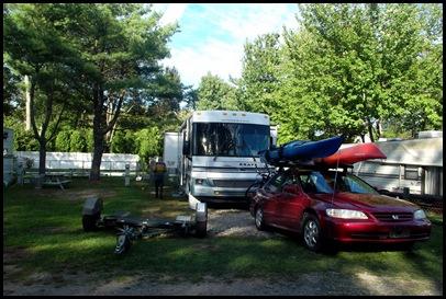 Ne'er Campground Old Orchard Beach 002