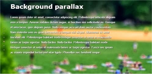 10 plugins para implementar un efecto parallax en nuestro sitios web 1