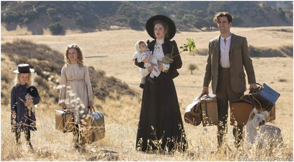 Travers Goff (Colin Farrell) moves his family to rural Australia.