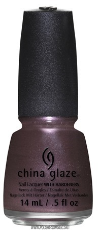 China Glaze No Peeking