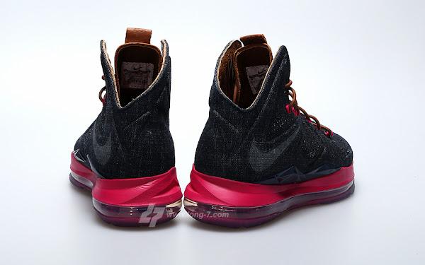 Nike Sportswear8217s LeBron X EXT Denim QS 8211 Release Date