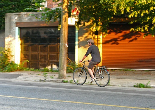 Toronto Bicycling - Robert Lawson