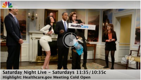 PBL SNL Obama needs viral