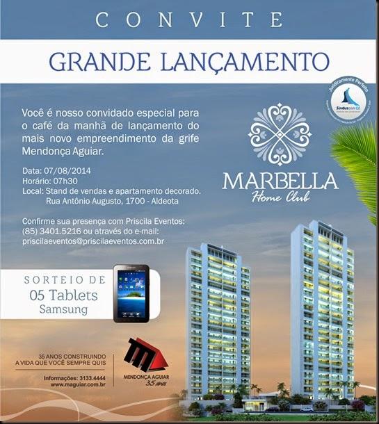 Convite - Marbella 2