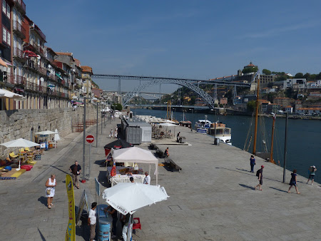 Sights of Porto: Douro shore