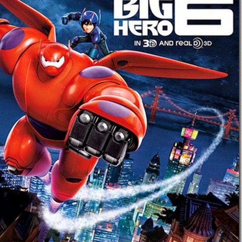 Big Hero 6 บิ๊กฮีโร่ 6 หนังชนโรง
