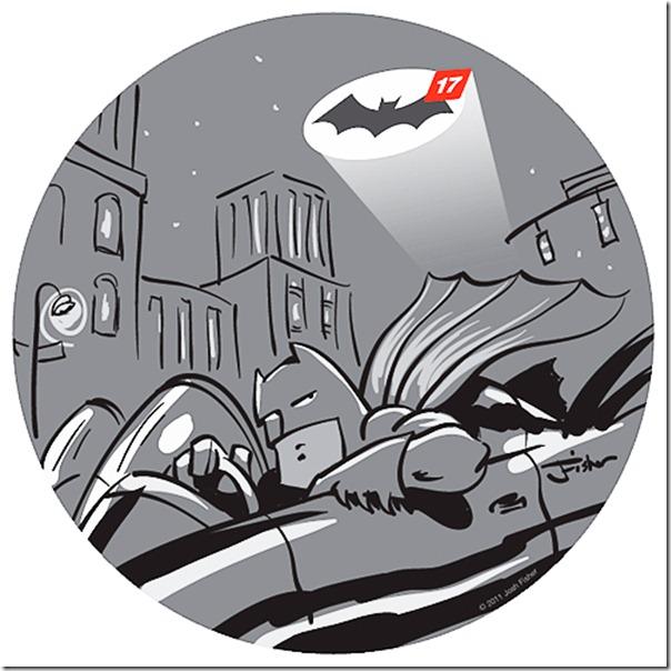 17 crimes não solucionados em Gothan City