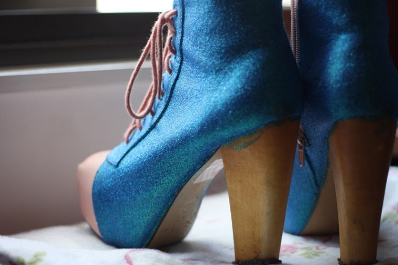 DIY Glitter Litas My1stWish (13)