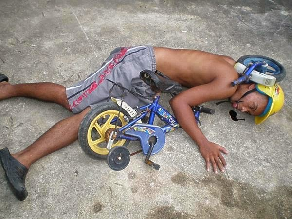 Kemalangan ngeri yg pernah saya lihat
