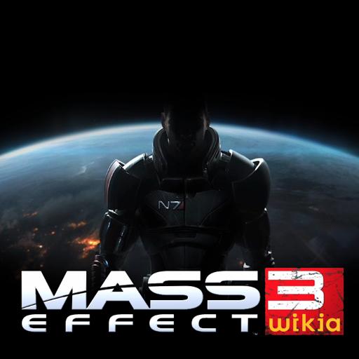 Mass Effect 3 Wiki LOGO-APP點子