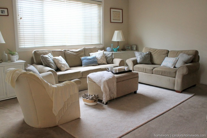 Mohawk Carpet Living Room Decor via homework (3)
