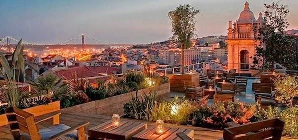 Park bar, Lisboa
