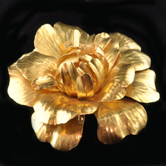 Cartier_golden flower