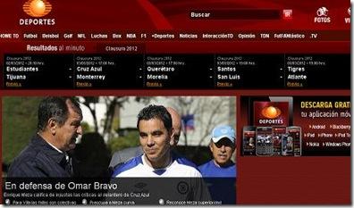 esmas deportes futbol mexicano