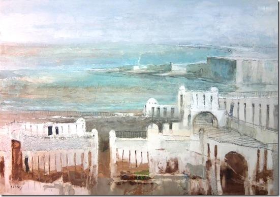Muros de agua y sal