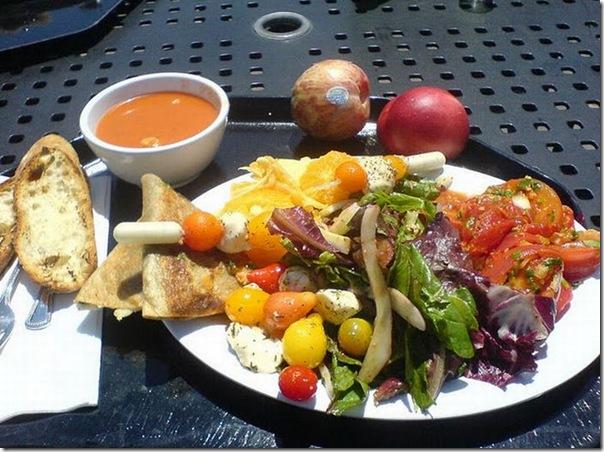 Comida da Cafeteria do Google (1)