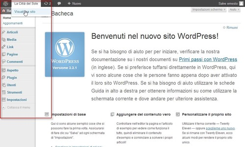 bacheca-wordpress