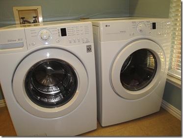 14.  Washer Dryer