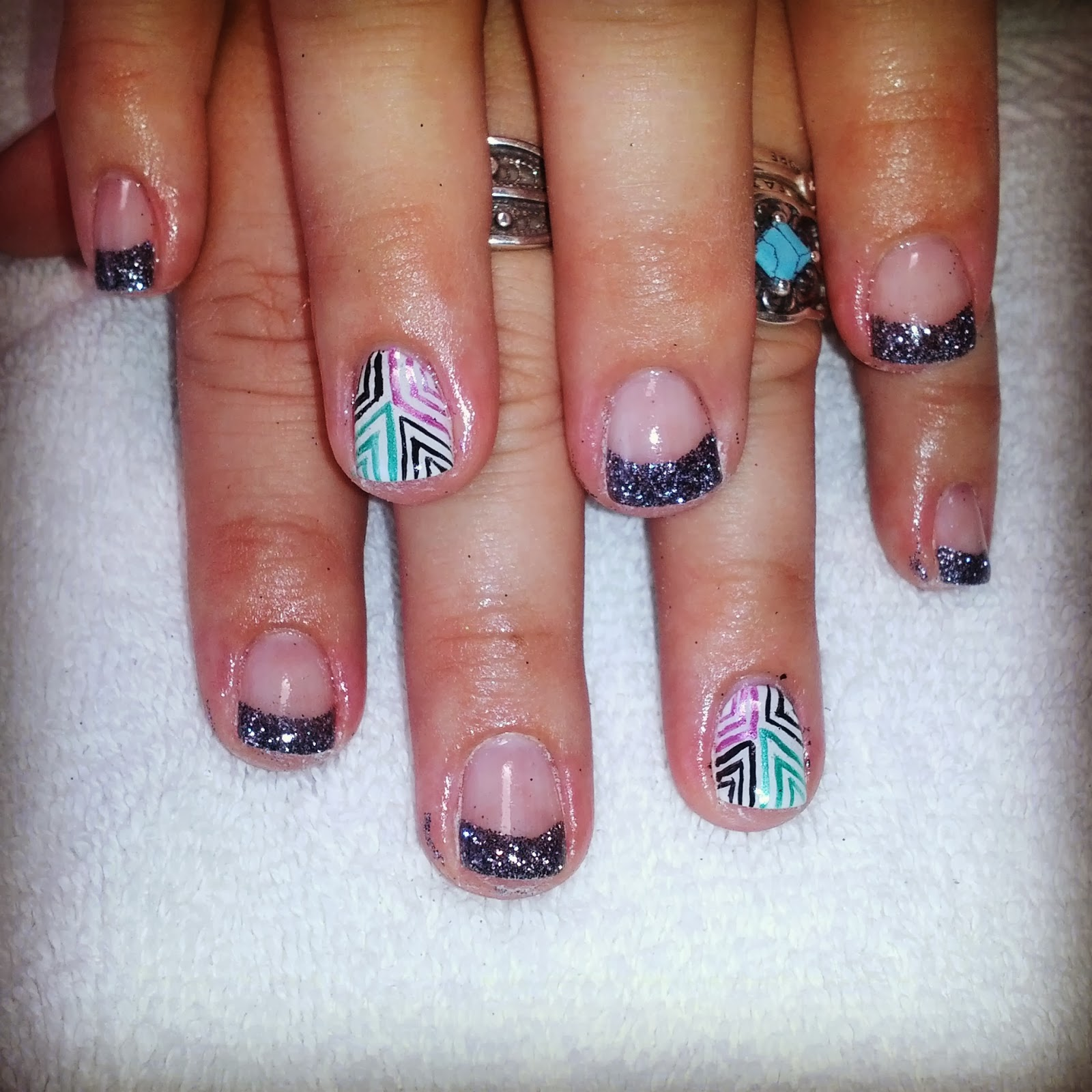 Gel Overlay Nails in st George and Washington ut | Gel Nails and ...