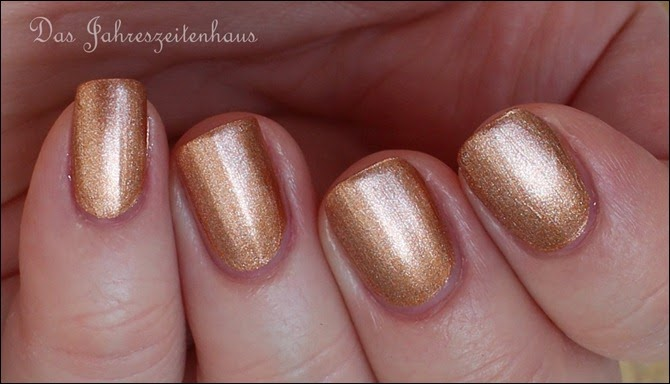 Kupfer Sally Hansen Pennies for Heaven 3