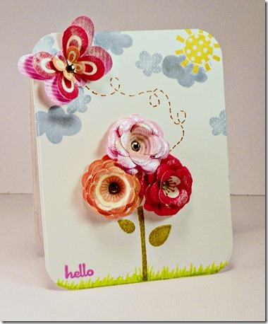 HelloInBloom - Card1