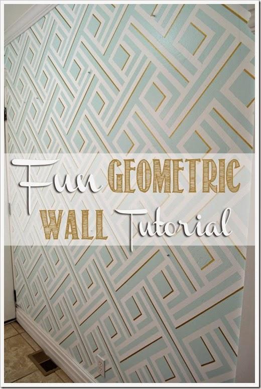 Fun-Geometric-Wall-Tutorial